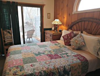 Woodview Room #2 Interior