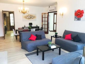 Appartement le Soleil 140 m2 climatisé parking privé proche Sanctuaires