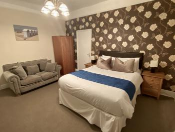 Double room-Large-Ensuite-Sea View - Base Rate