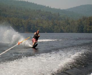Water Skiing and Boating