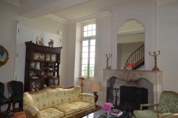Oriental Room - Fireplace