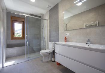 amplio baño apartamento III, imagen