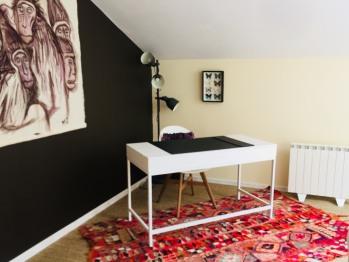 Salon chambre Les Hauts du Moul'1
