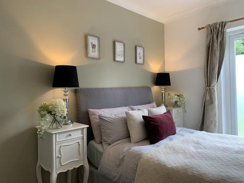 The Lodge bedroom