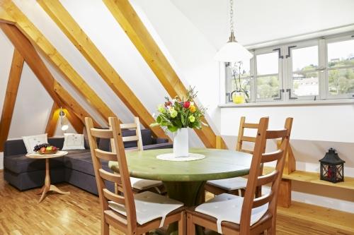Ferienwohnung-Eigenes Badezimmer-Blick auf die Landschaft-Nr. 1 - Standardpreis