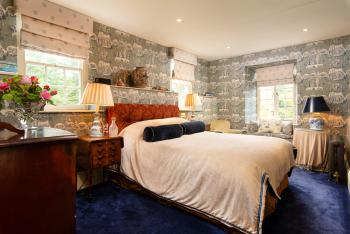 Double room-Superior-Ensuite with Shower-Garden View-Country house Blueroom