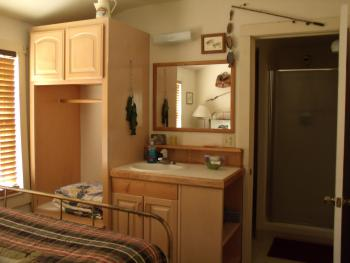 SC LODGE- FISH ROOM-Double room-Ensuite-Standard-Mountain View