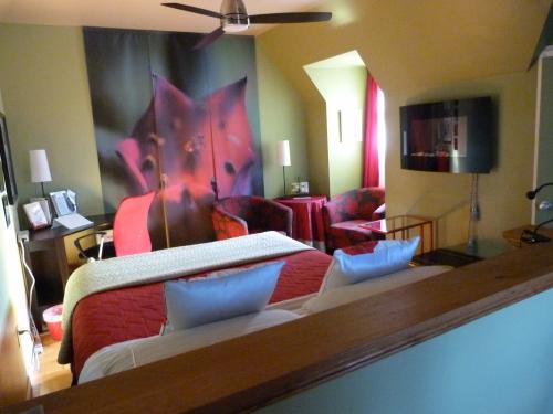 Consuelo-Queen-Classique-Salle de bain privée séparée - Réservation Directe