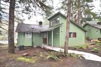 Steelhead Cabin