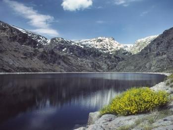 """Zona/Entorno""""Sierra de Bèjar y Candelario""""""""Laguna del Duque"""