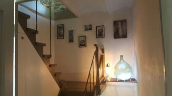 Escalier de la salle de détente
