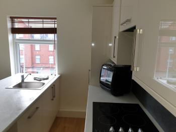 Kitchenette Apartment 203