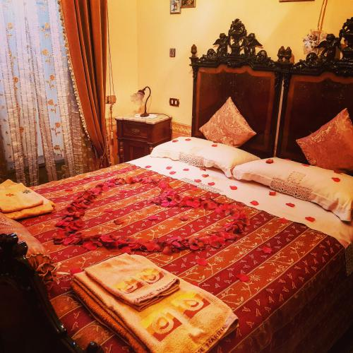 Camera Arancio - Matrimoniale