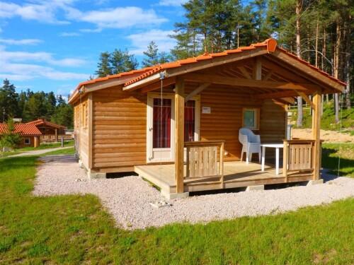Charlay: 6 personnes-Chalet-Vue sur Lac-Douche