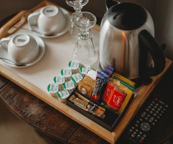 All Rooms Tea & Coffee Making Facilities