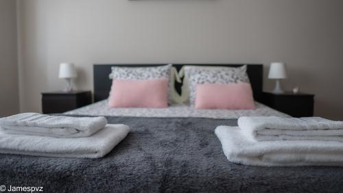 Santos Graça-Apartamento-Apartamento-Casa de Banho com Banheira - Tarifa Base