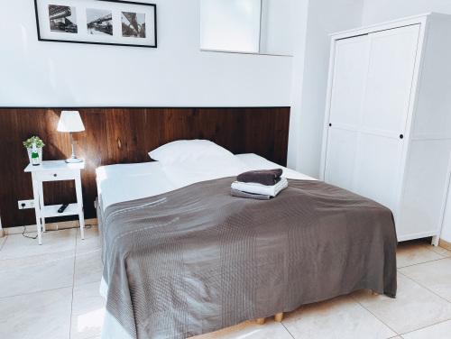 Doppelzimmer-Komfort-Eigenes Badezimmer-Terrasse