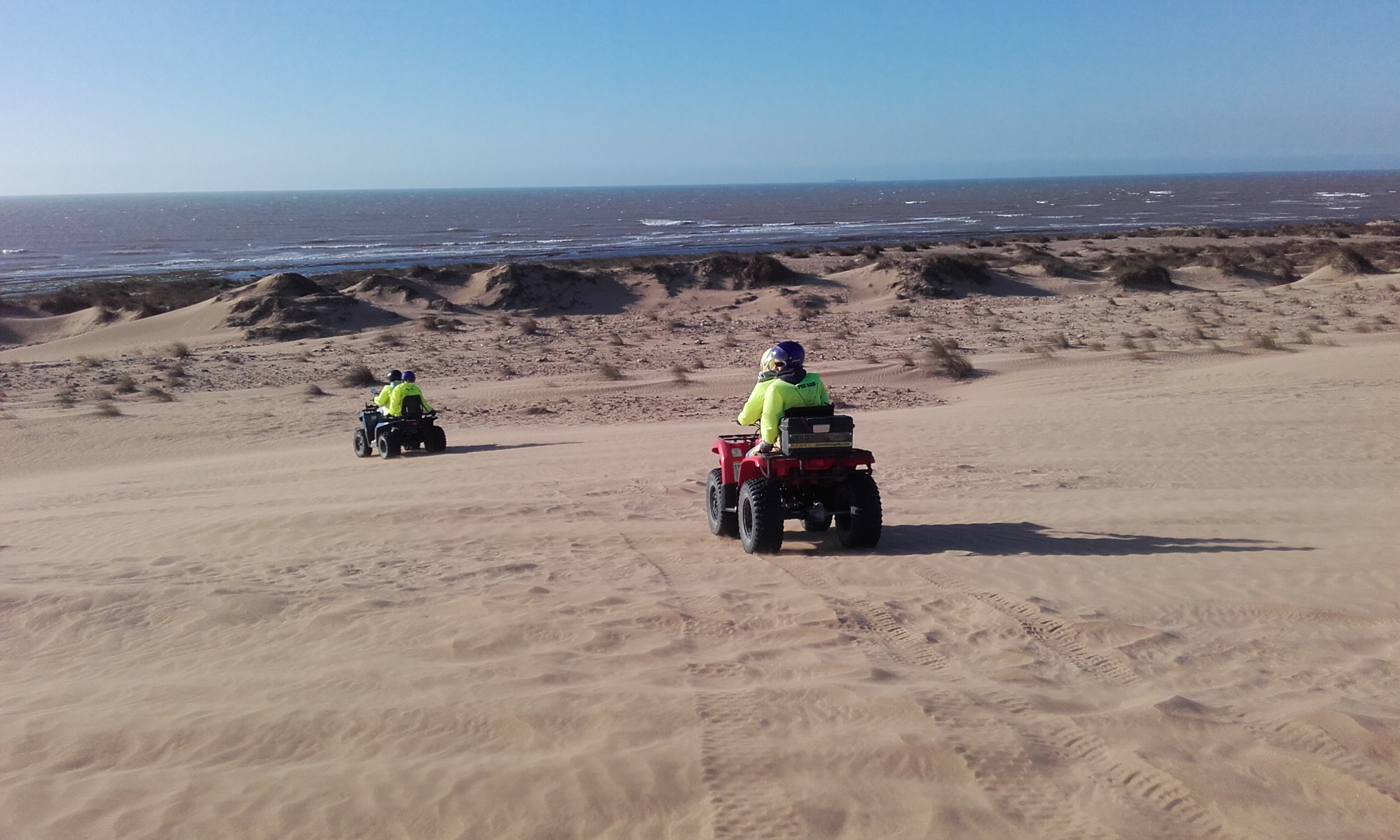Quad, Buggy or 4x4 trip