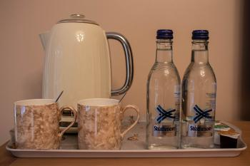 Sir William Gull tea and coffee facilities in all bedrooms