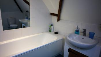 Twin Room ensuite Bath