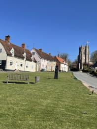 Monks Eleigh Green, Church Hill