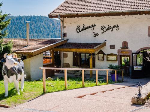 Bienvenue à l'Auberge de Liézey