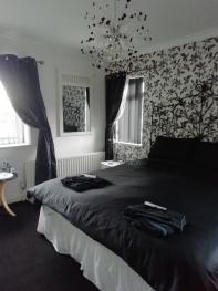 The Black & White Room