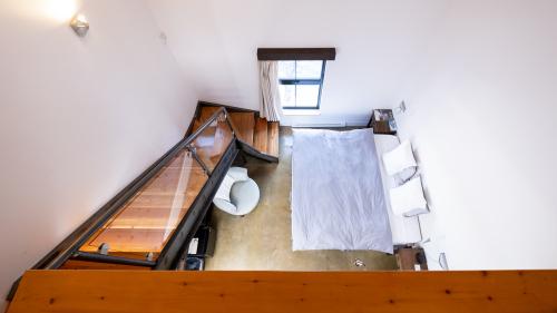 King-Famille-Salle de bain-Vue sur la rivière - Tarif de Base