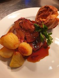 Roast Beef, Sunday Lunch