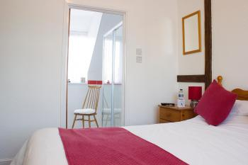 Double room with ensuite.