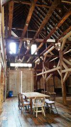 Banquet Hall Andover Barn