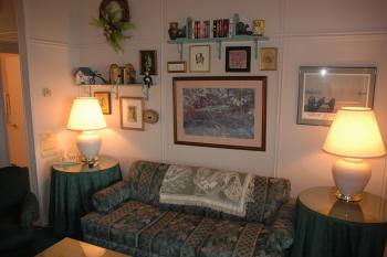 Winfield Inn Condo #25-Condo-Private Bathroom-Lake View