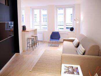 Séjour appartement