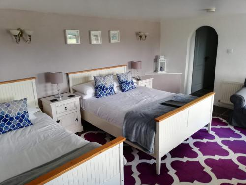 Family room-Ensuite-The Dairy - (sleeps 3)