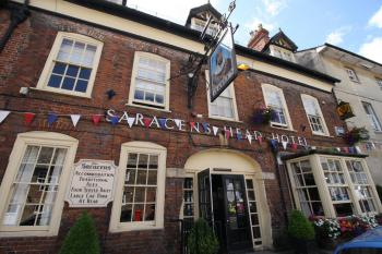 The Saracens Head Hotel -