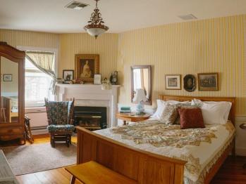 Aunt Emma's Room