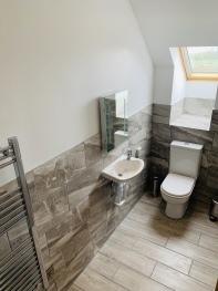 Moelfre - Shower Room