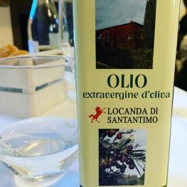 Our home grown cold pressed olive oil