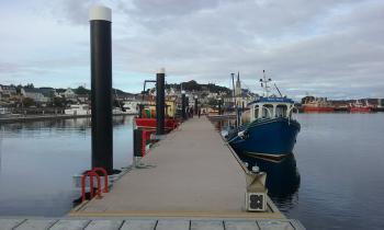 Boat marina, angling and boat trips Killybegs