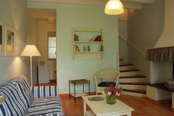 Living room Vigneron cottage