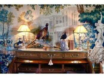 Le grand salon XVIIIème