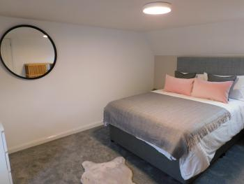 Spacious King Bedroom with super comfortable bed