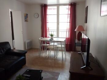 Appartement 2éme étage - Dieppe - Coin repas