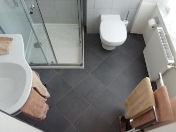 Côté Clain - salle de bain