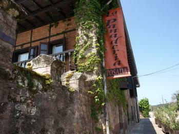 Posada la Panadería en Castañeda