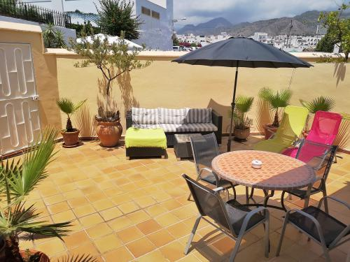 Two Bedroom Apartment with Patio
