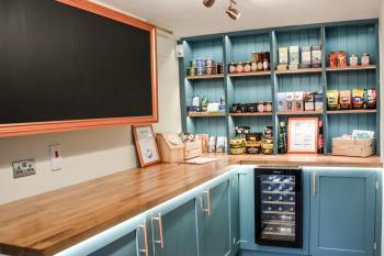 Lower Trengale Farm's Honesty Shop