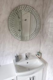 Lysander bathroom