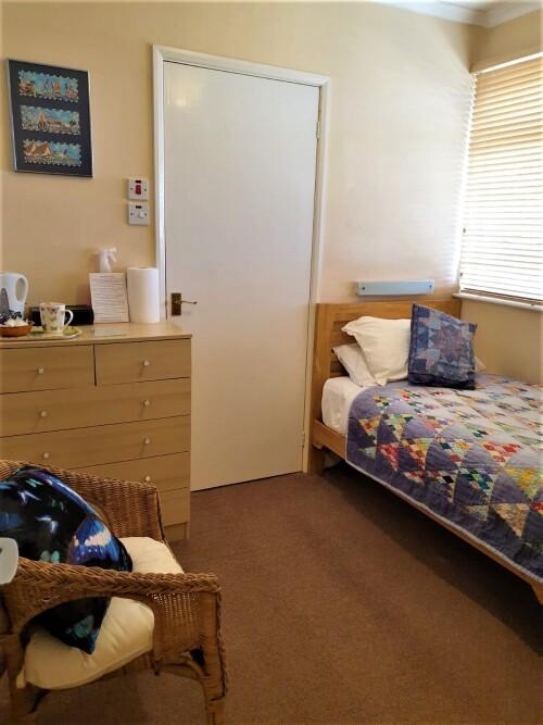 Single room-Ensuite - Base Rate
