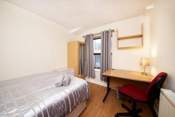 Liverpool City Stays - City centre Economy Room FF - Bedroom 6